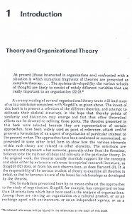 ترجمه مقاله Theories of organization Henry L Tosi