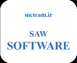 نرم افزار روش جمع موزون ساده (SAW)